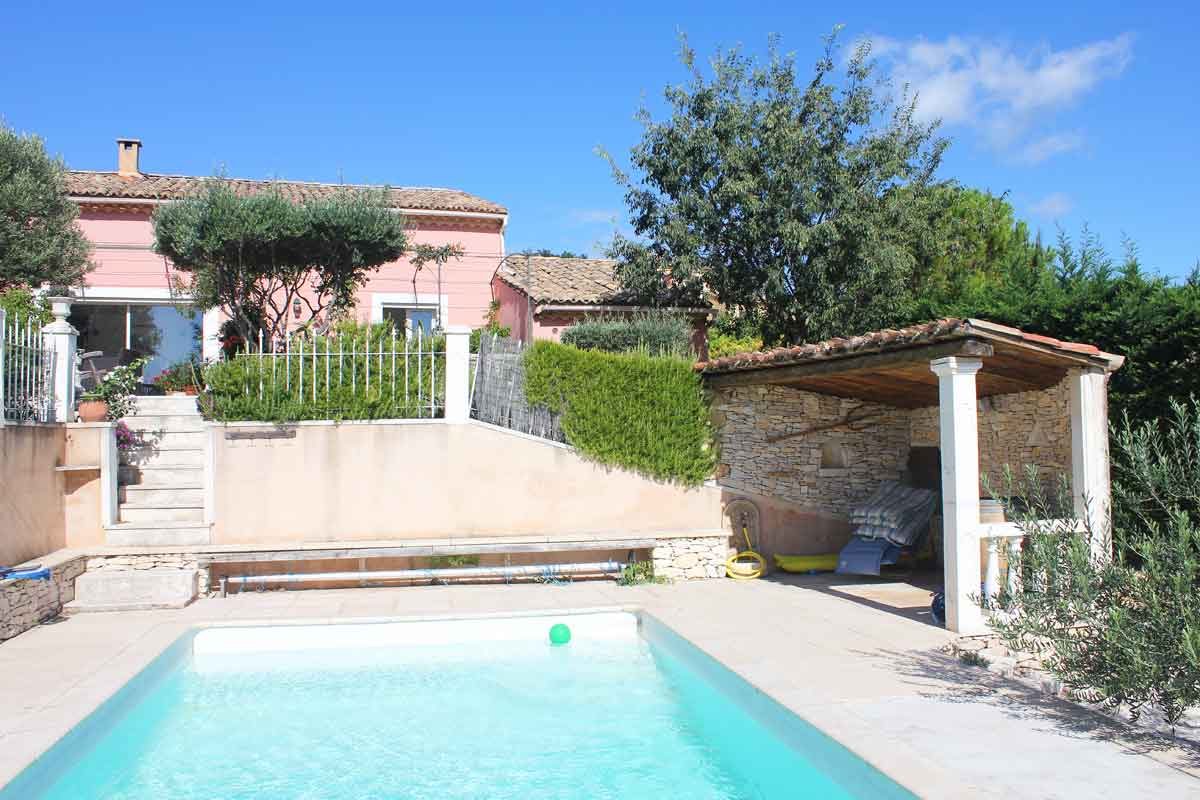 Provence Rental Home for 6 with pool