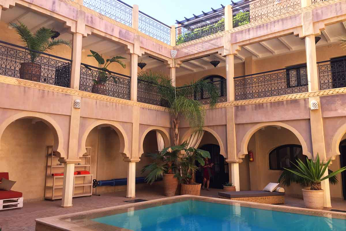 Lovely Stunning Riad With Private Pool Rent Villa Morocco