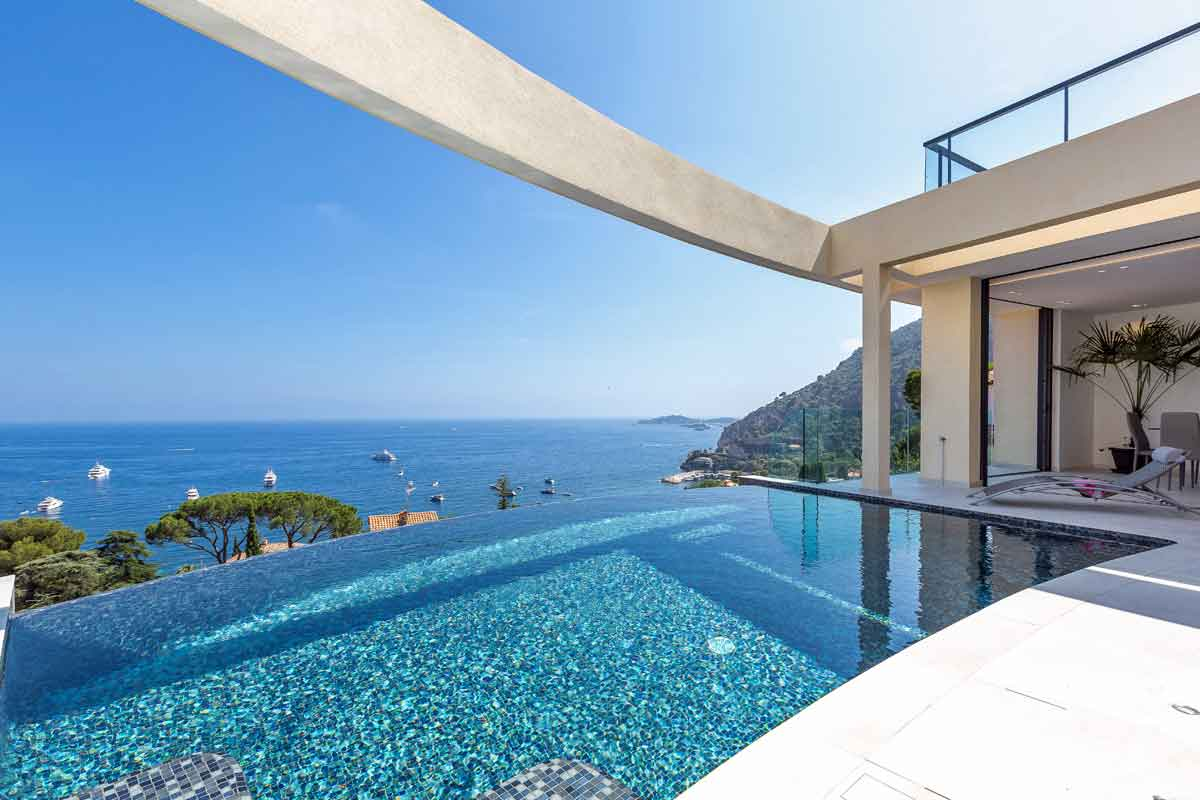 Photo Gallery Cote D Azur Luxury Holiday Villa With