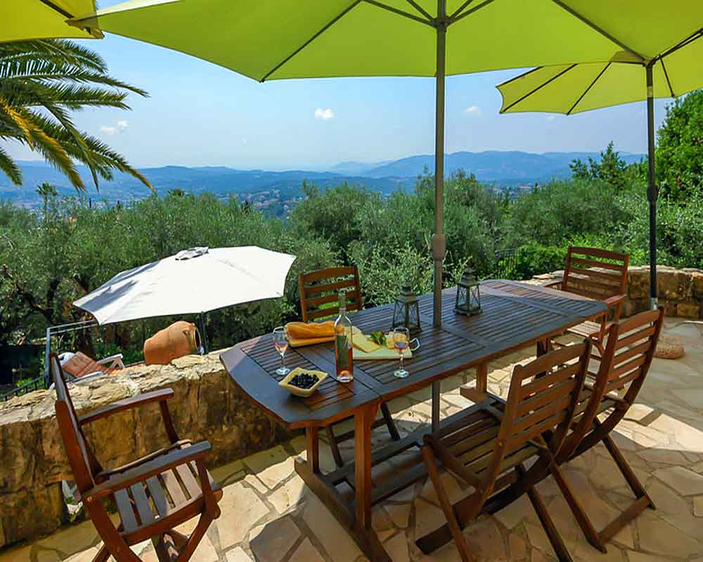 Holiday Villa in Grasse French Riviera