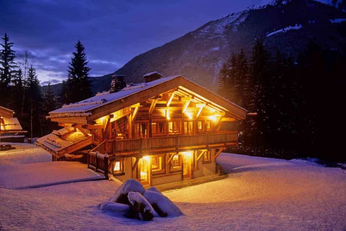Holiday Villas New Year