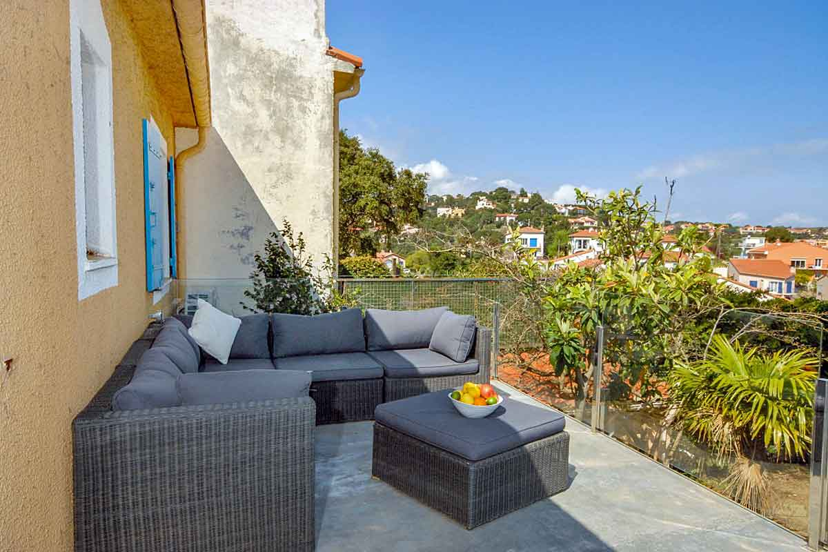 Luxury Villa with Pool in Collioure