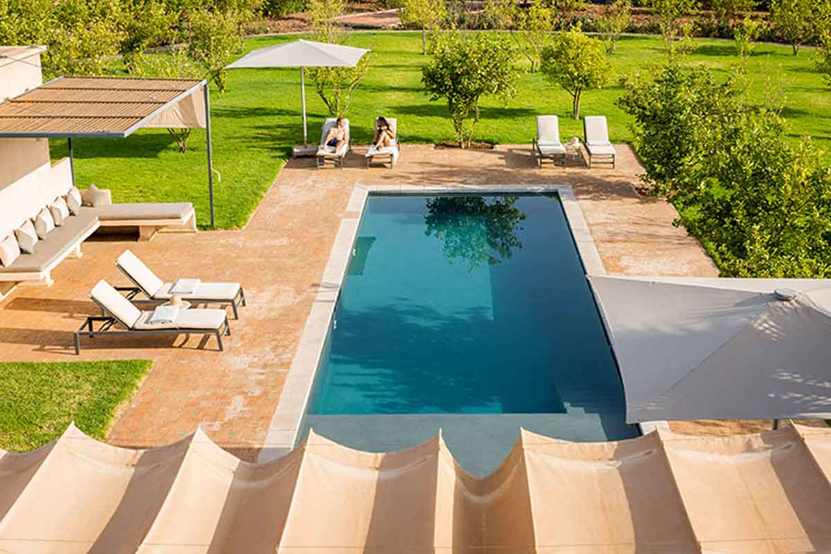 Luxury Moroccan villa Marrakech