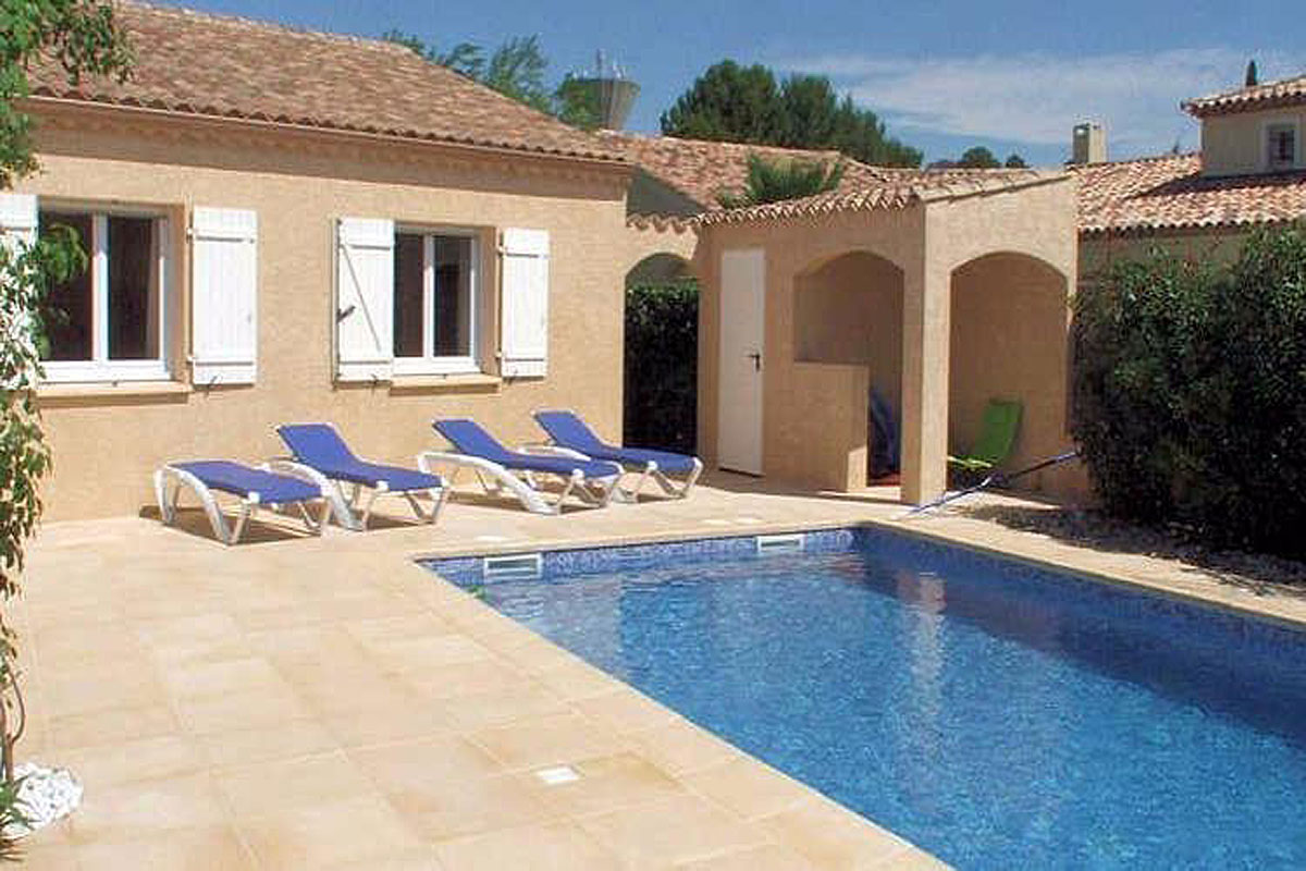 South of France Family Rental Villa