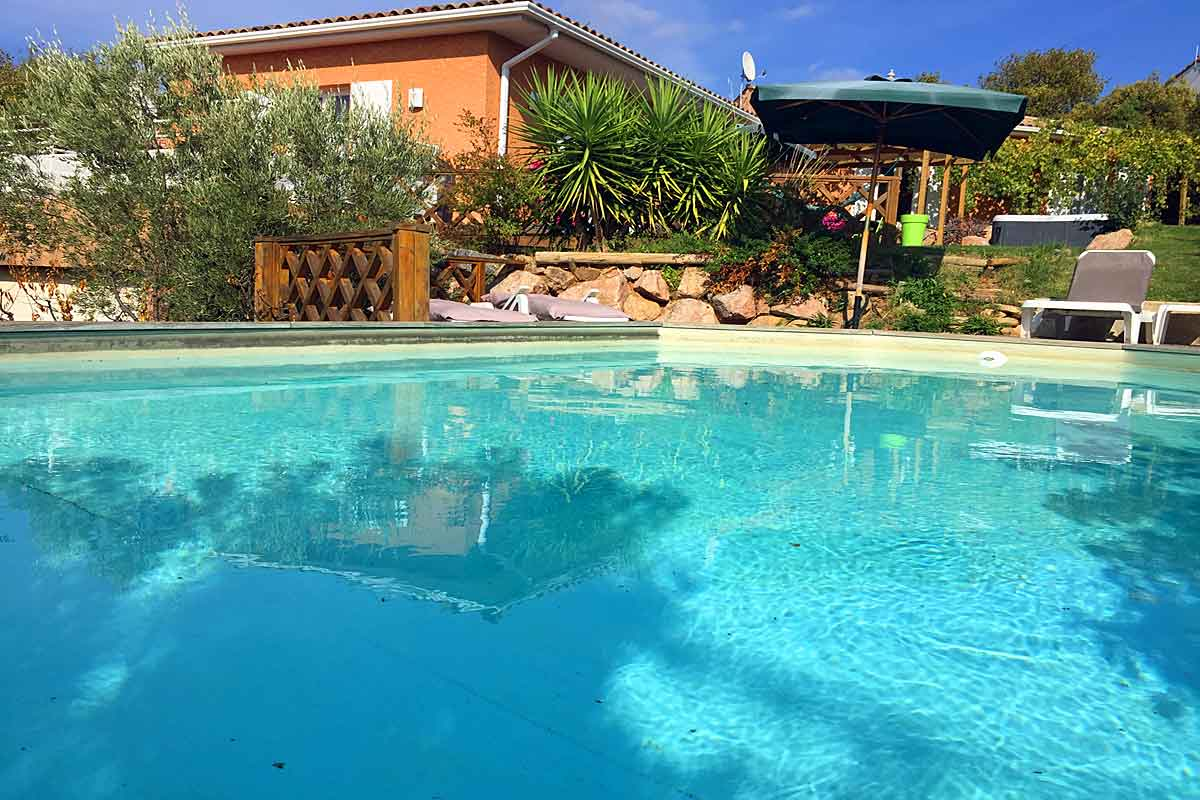 Holiday Villa near Beziers for 6