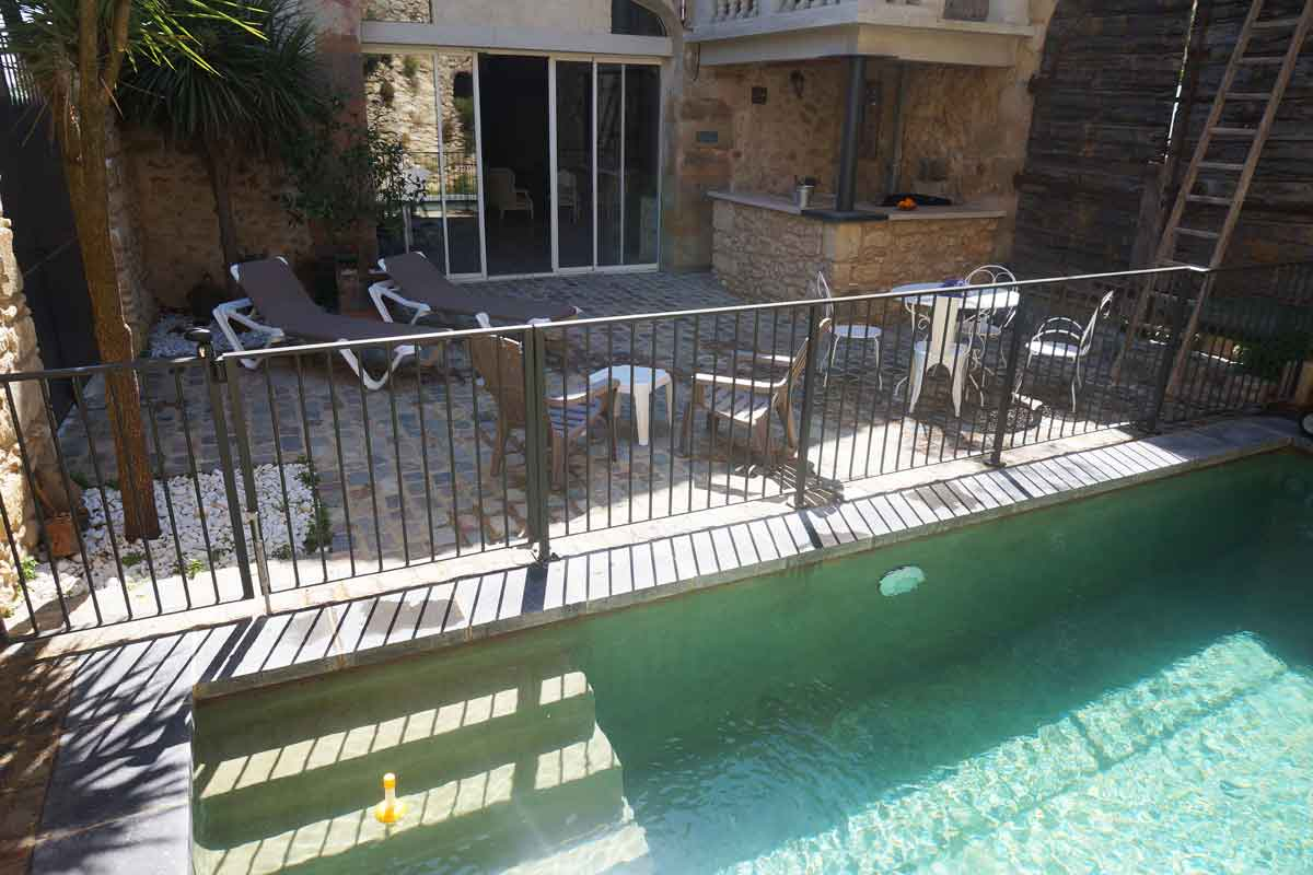 Holiday Rental South of France for 4