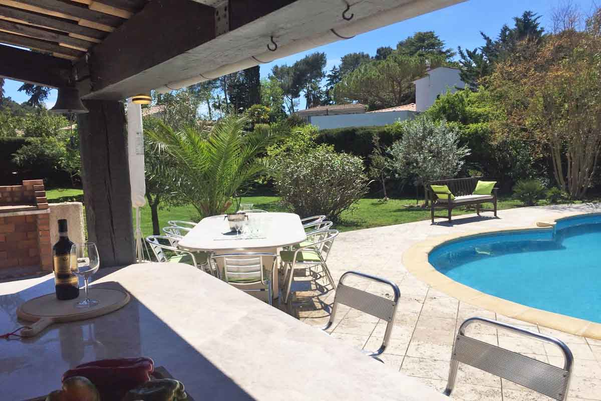 Holiday Rental Villa Mougins