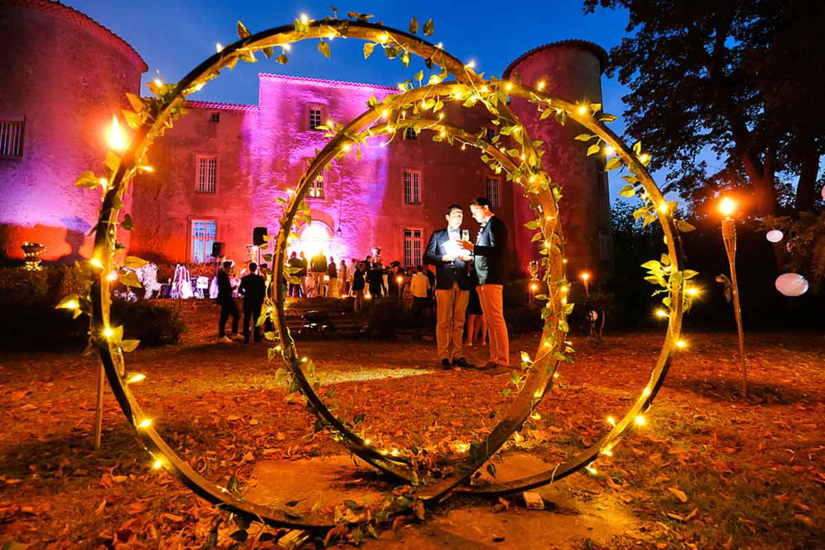 Wedding Chateau Carcasonne