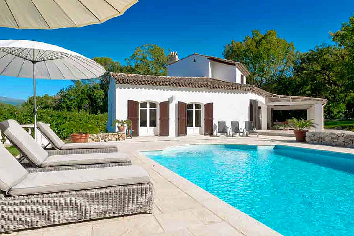 Holiday Villas Near Nice France