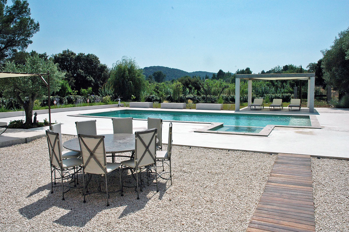 Luxury villa rental in Var
