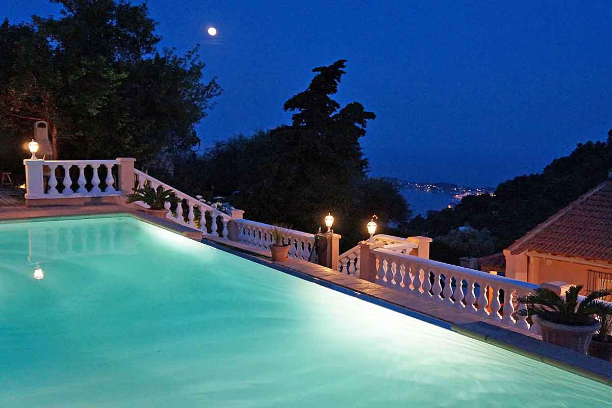 Luxury Vacation Rental in French Riviera
