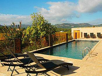 Villa with pool Languedoc
