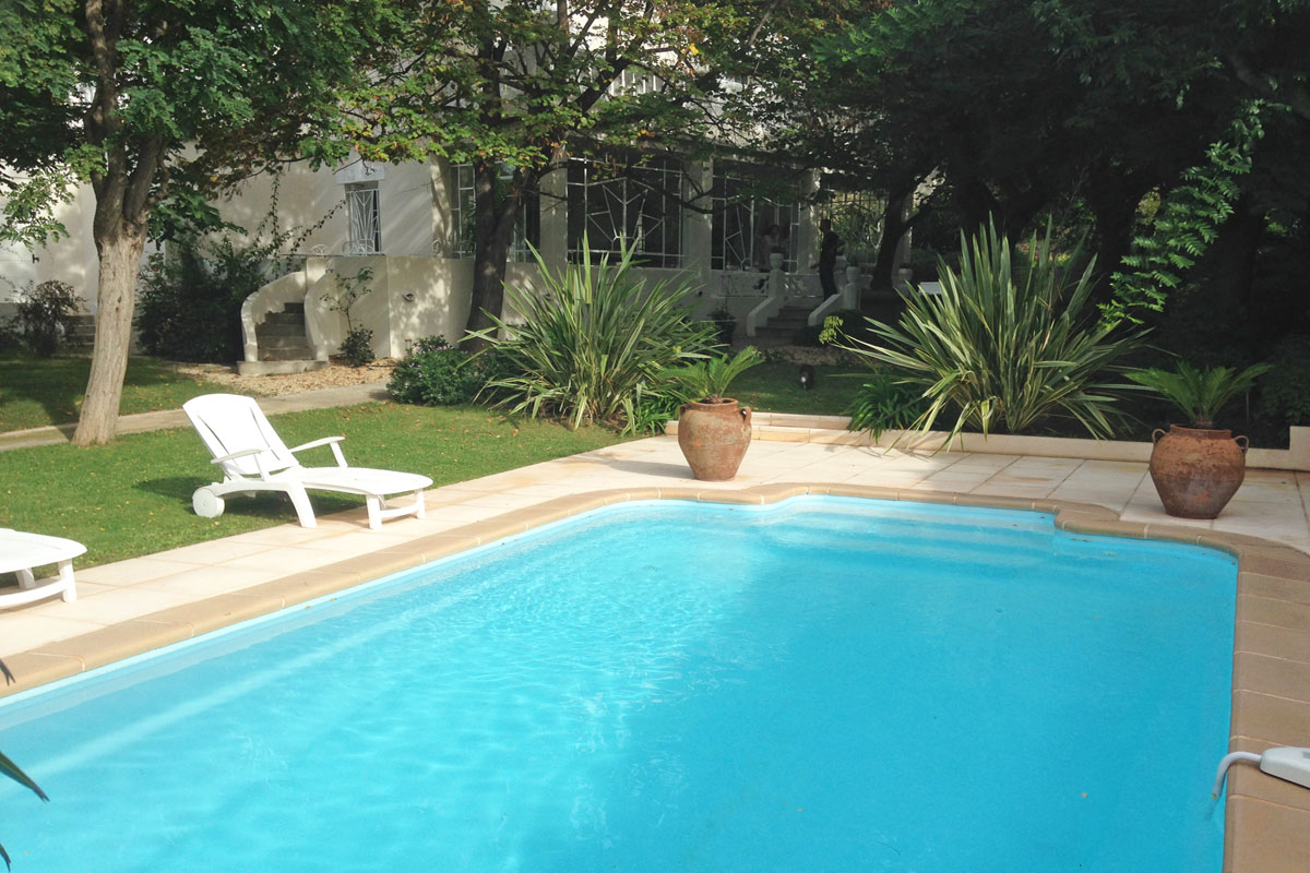 Villa Rental Sete South of France 8