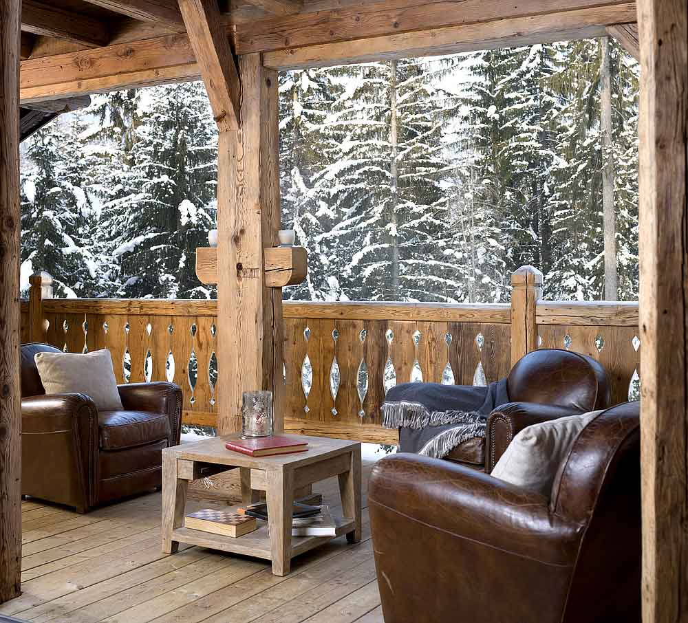 Chalet Holly, Catered Ski Chalet in French Alps