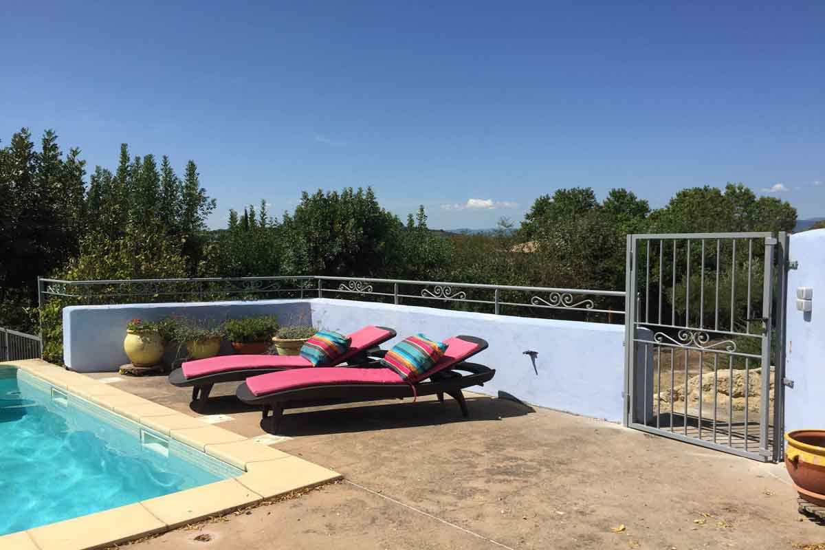 Large Family Villa Rental South of France