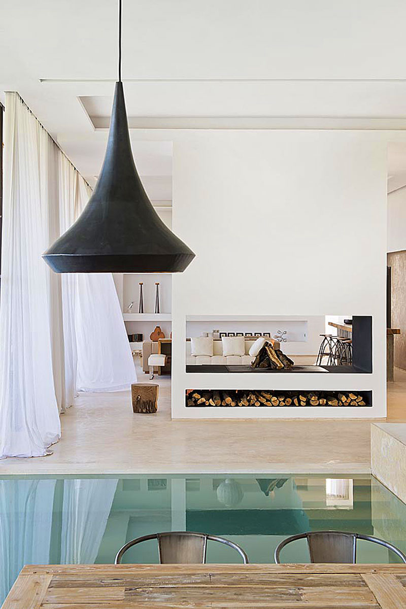 Luxury Villa Rental Marrakech 10 pool