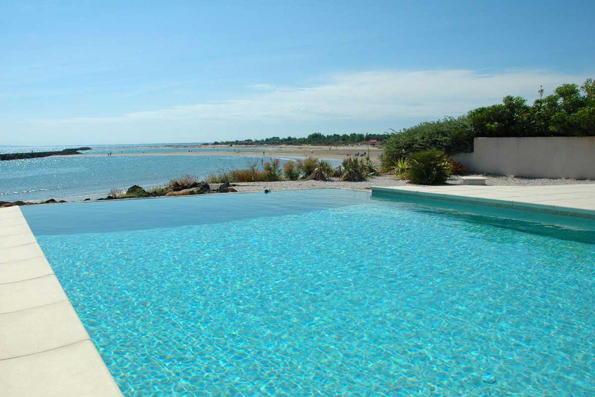 Holiday Rental beachfront Beziers 8
