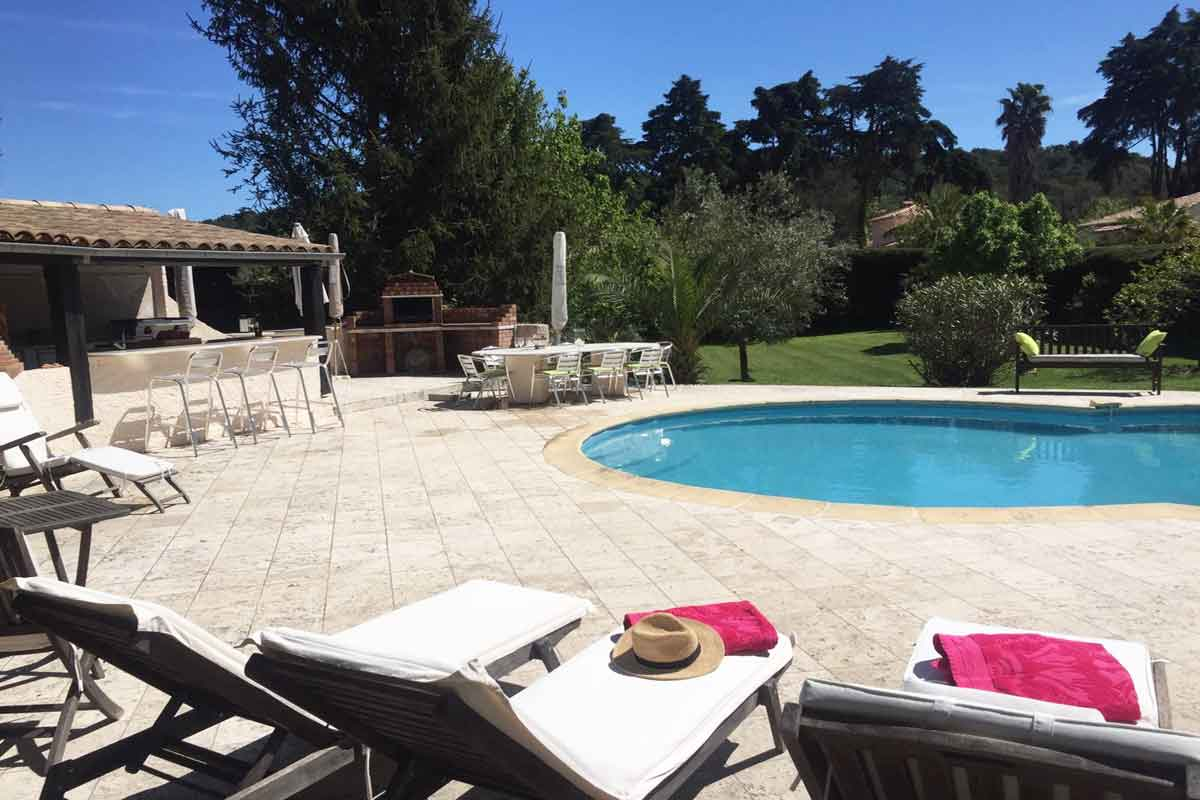 South France Villa Rental Mougins