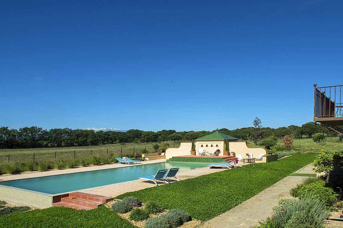 Mas Catalan, Large Languedoc Villa, Heated Salt Water Pool   Just 10  Minutes From Perpignan U0026 Beaches