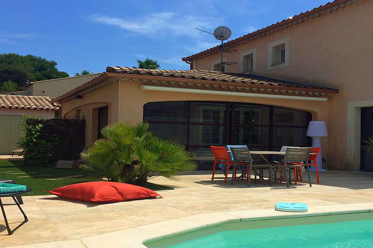 Holiday Villa in Beziers sleeps 6