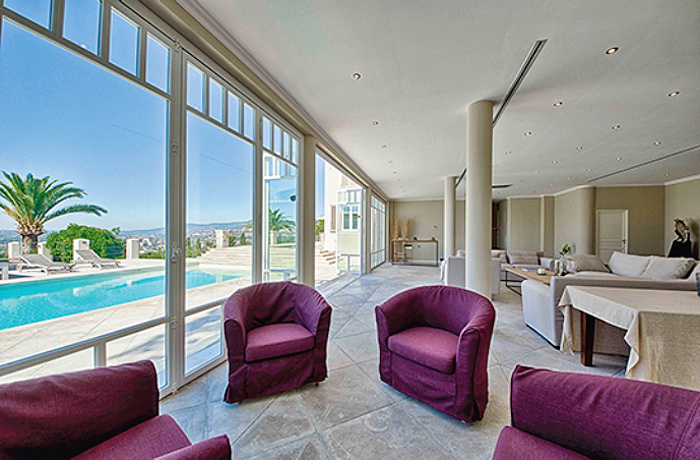 luxury holiday Villa Cannes