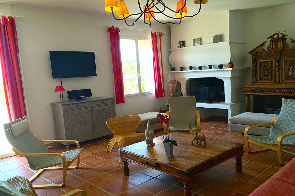 Holiday Letting large group Beziers