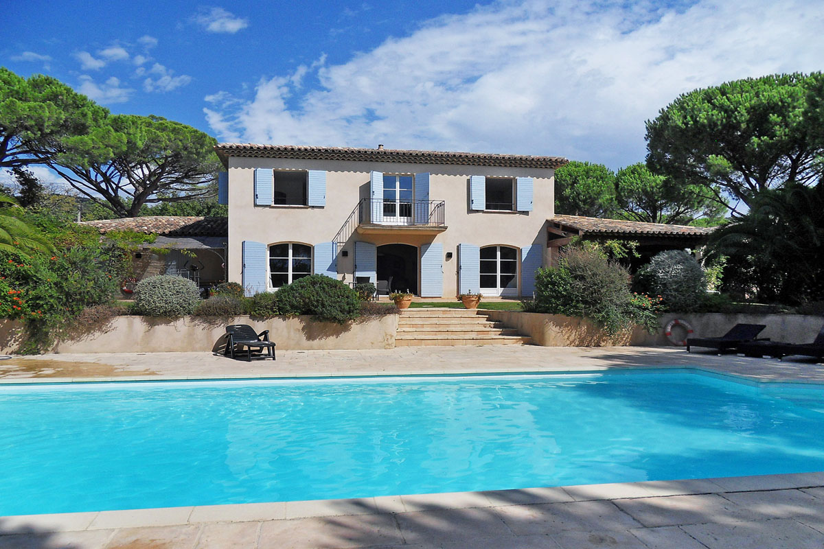 Cote D U0026 39 Azur Holiday Villa In Grimaud  South Of France With Pool To Rent