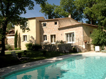 Villa rental Provence family pool 8