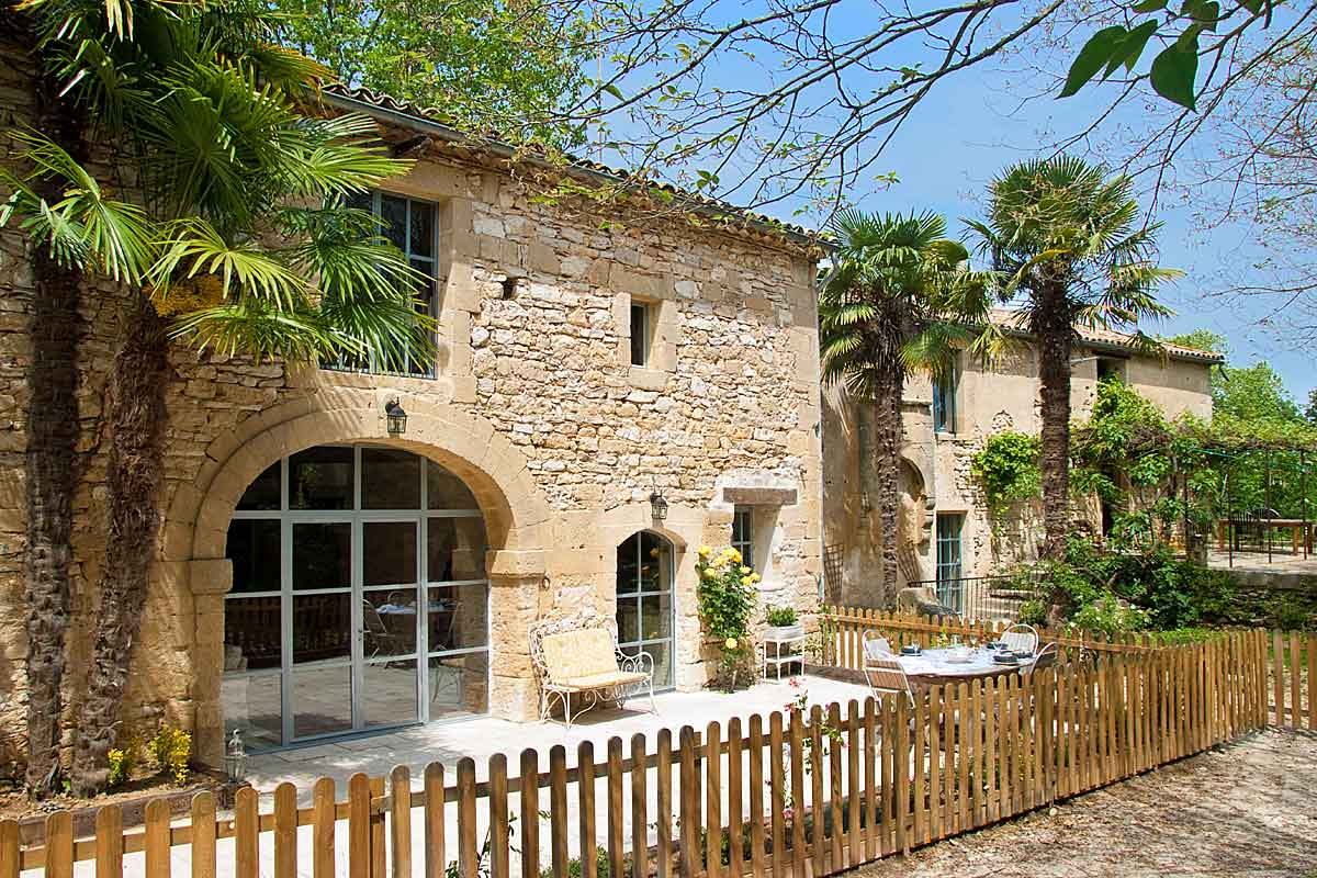 Villa Rental in Provence with Pool