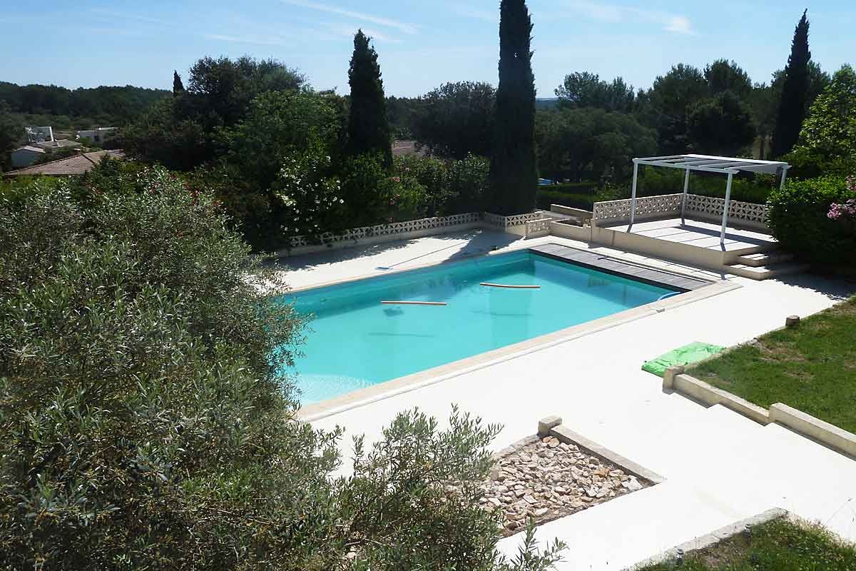 South Of France Holiday Villa With Pool To Rent For 10