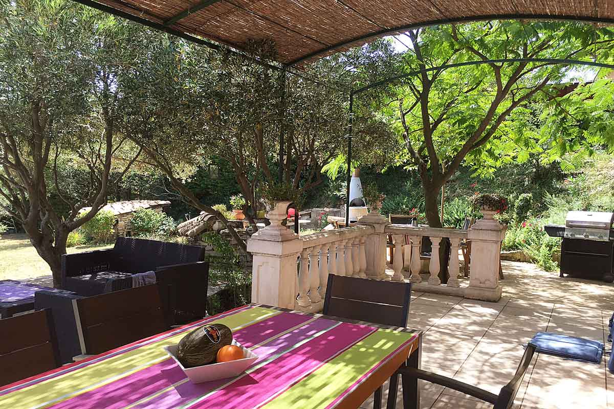 Vacation Villa Rental in Provence for 6