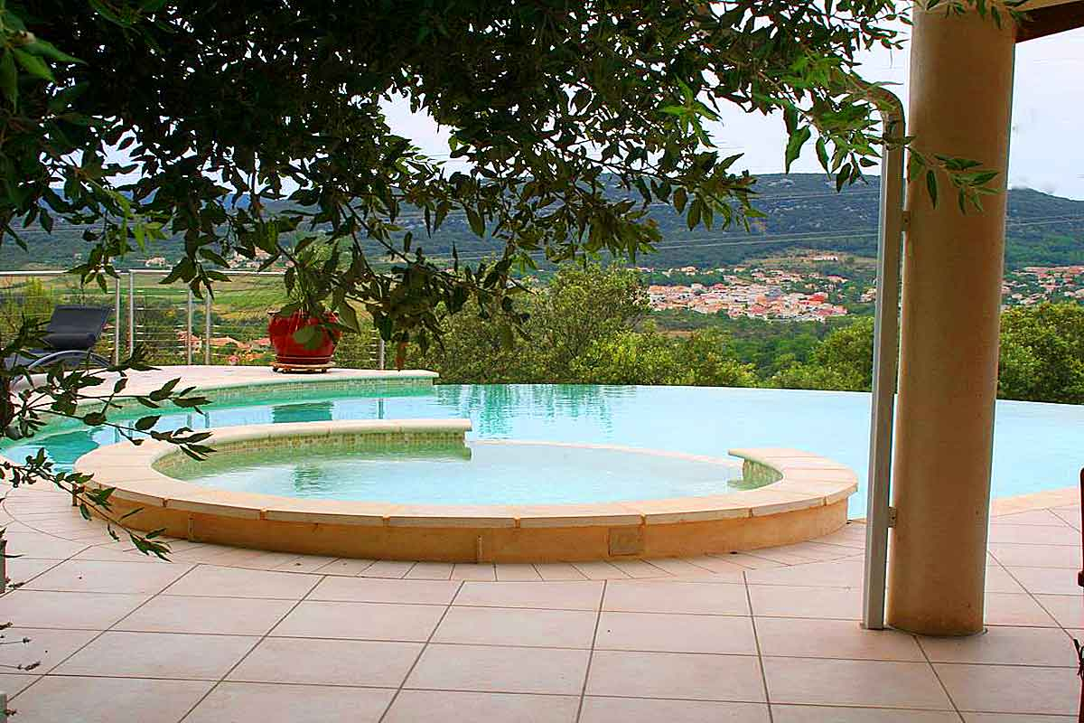 South of France Family Rental near Montpellier