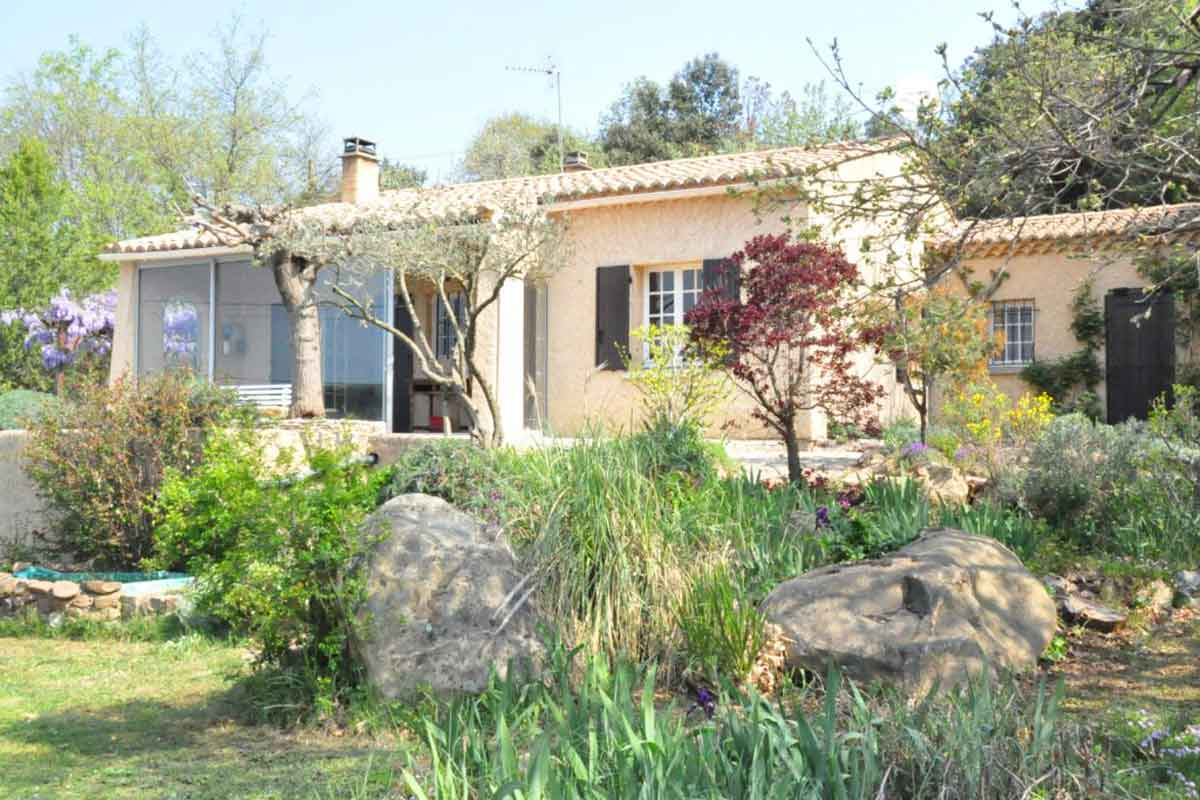 Holiday Rental Villa in Provence pool
