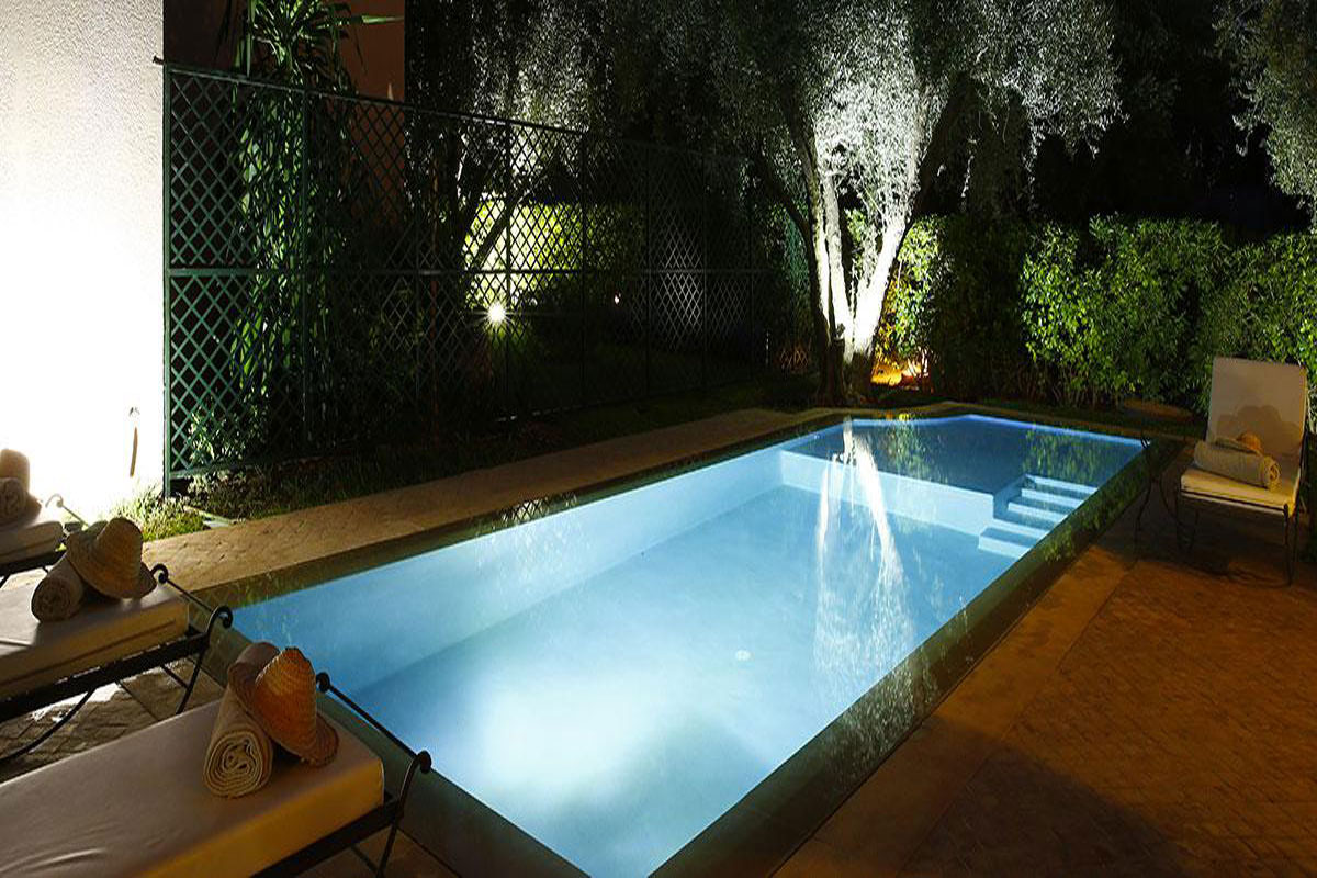 Moroccan Luxury Holiday Villa/Riad with Pool on a private residence ...