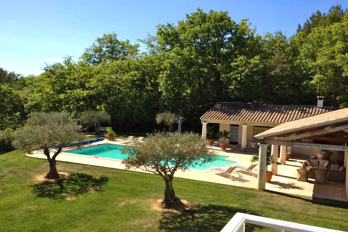 South France Provence Villa for 12