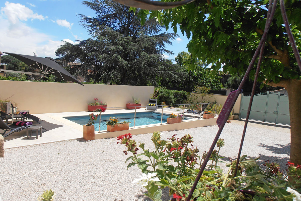 Rent Villa South of France 4 pool