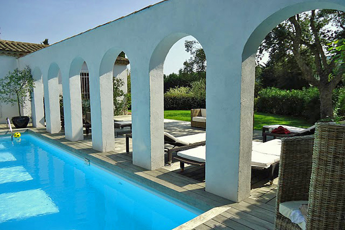 Luxury Family villa to rent South of France