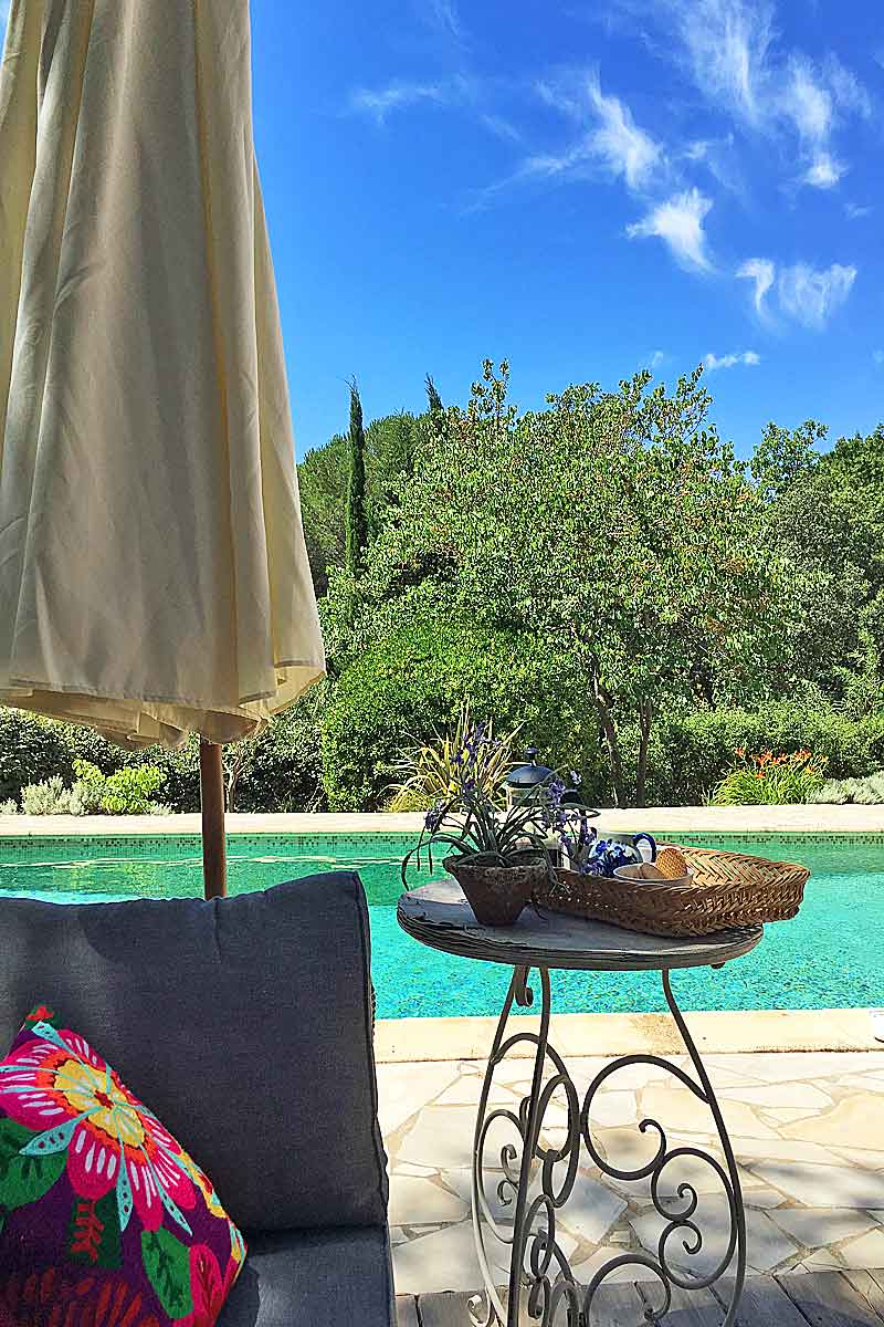Villa Gassin, South of France Holiday Rental near St Tropez, 5 minute Drive to Beach