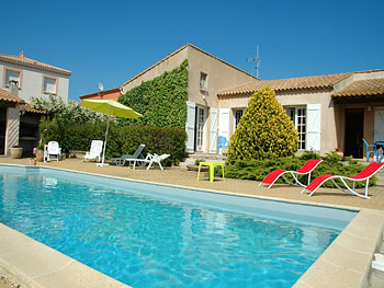 South of France villa rental