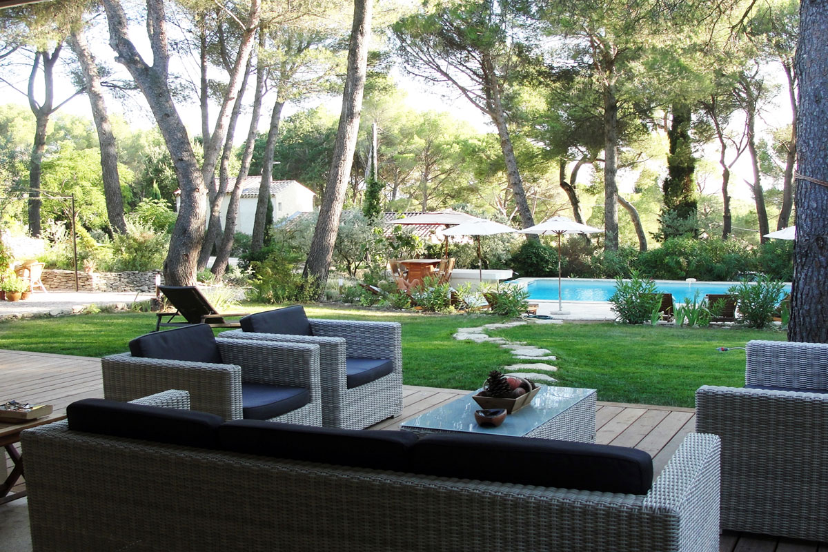 Villa Rental in Provence for 10
