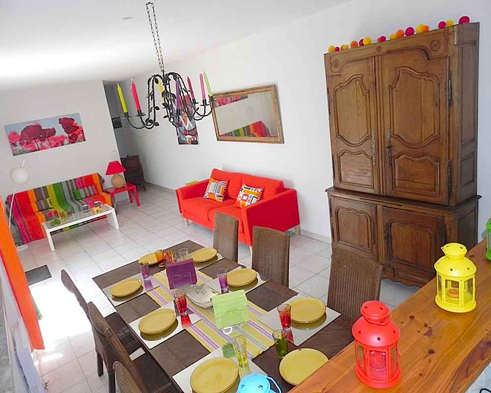 Holiday Rental for large group Beziers
