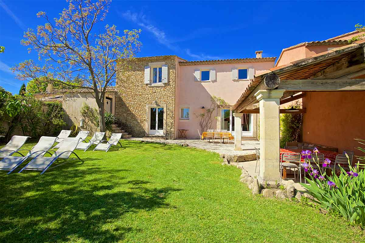 Villa to rent in Provence with Pool