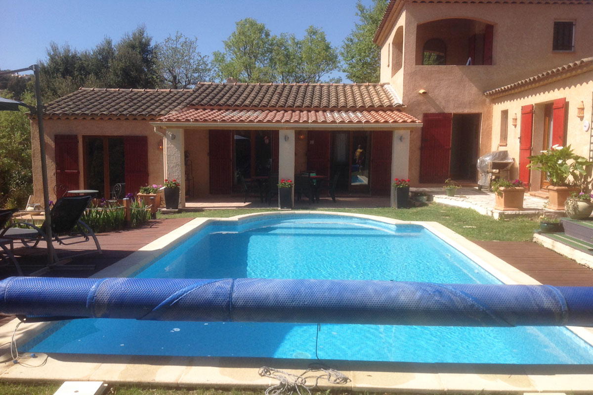 Rental Villa Frejus for 6 with pool