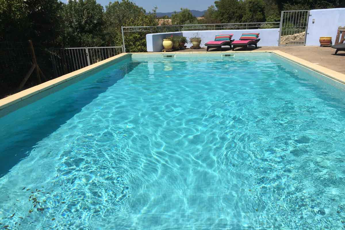 South France Villa Rental Beziers