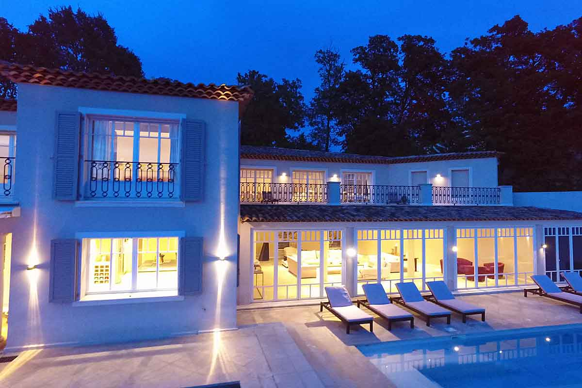 Exclusive Holiday Villa South of France