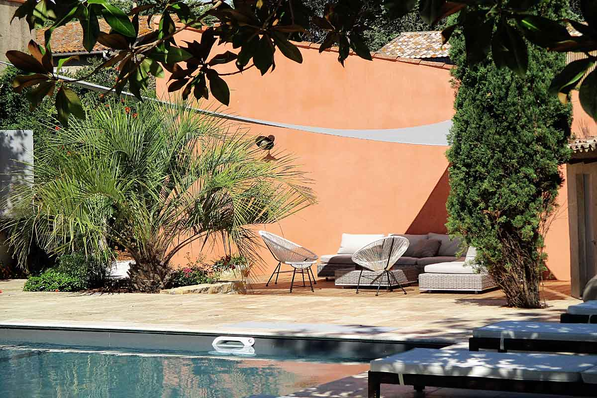 Languedoc Villa Rental with Heated Pool