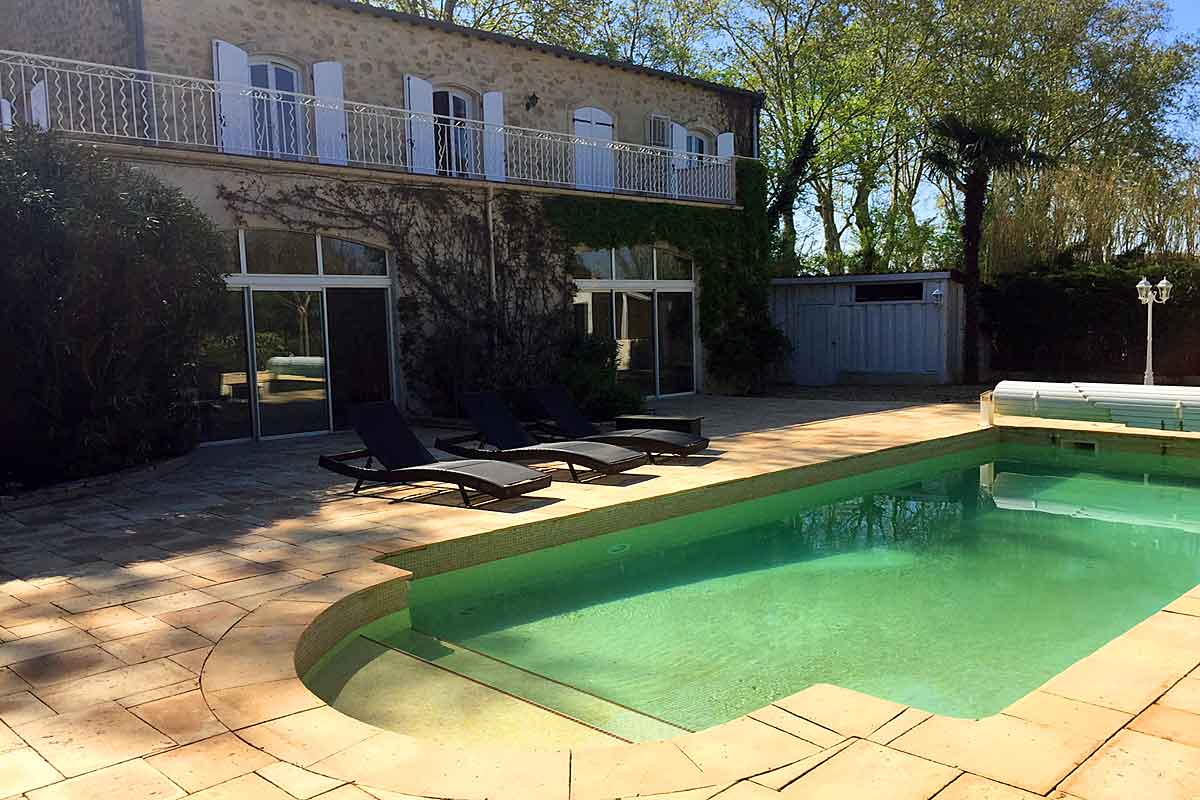 Pezenas Holiday Villa for 12