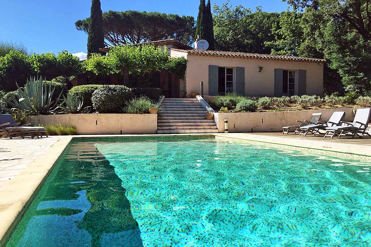 South of France Luxury Rental Villa