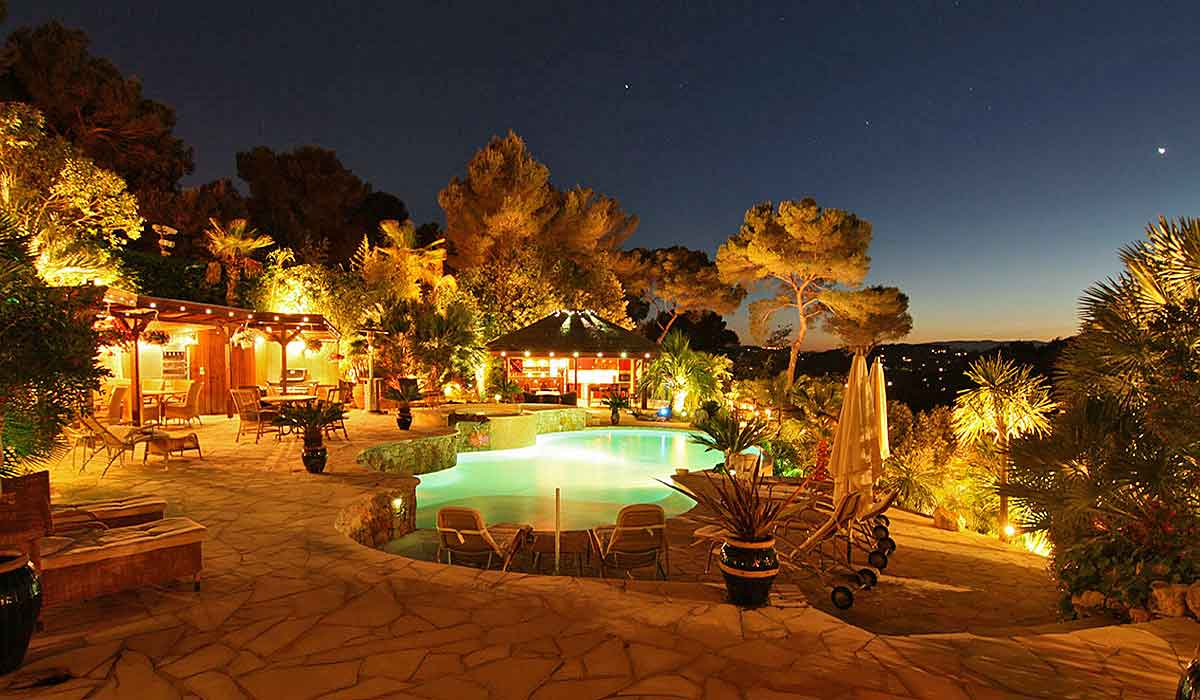 Mougins Luxury Villa France
