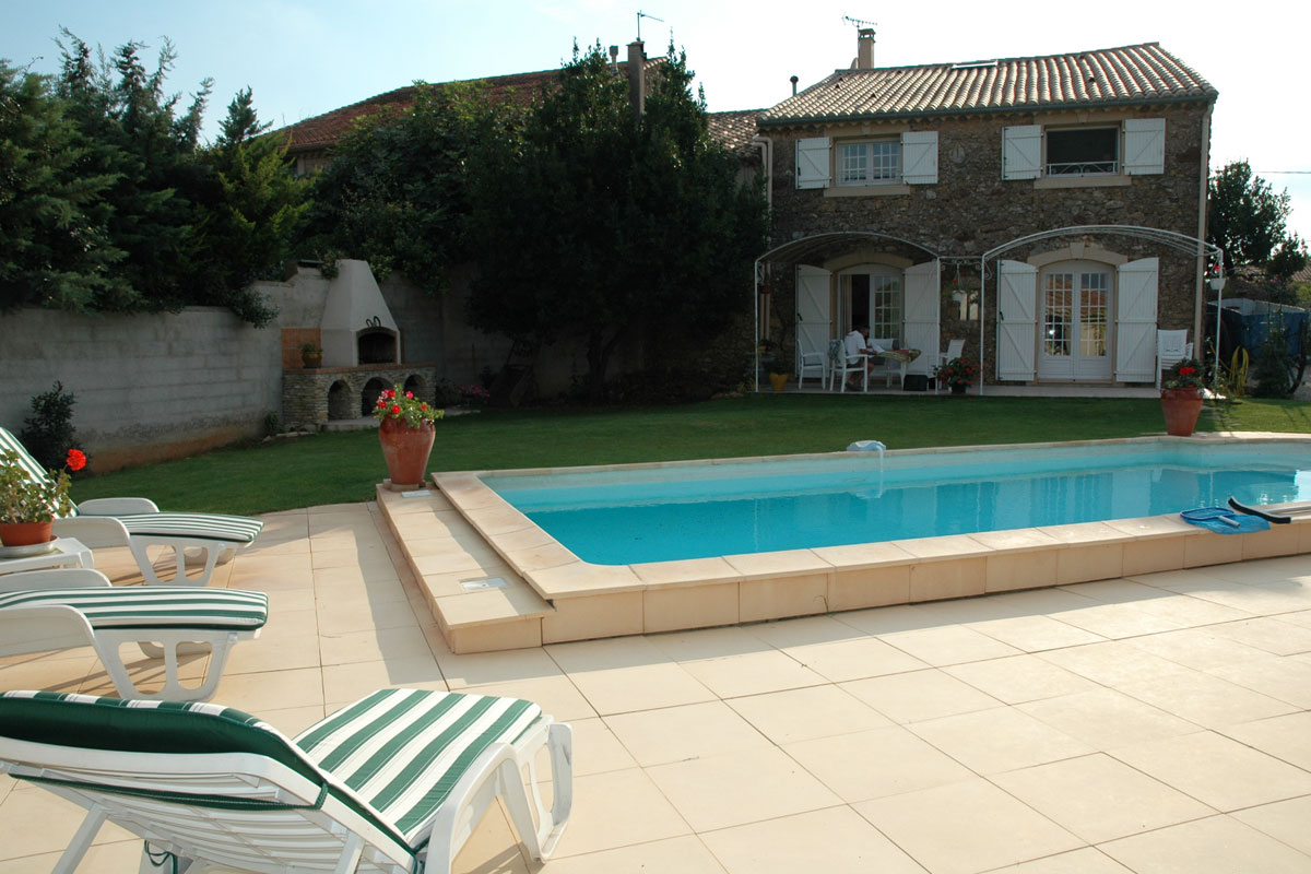 Private Pool And Garden ...